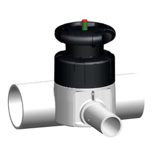 Products the new generation diaphragm valve of gf piping system sets new standards regarding safety efficiency and simplicity ccuart Gallery